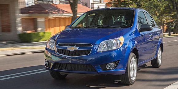Chevrolet Aveo 2017 Precio En Mxico