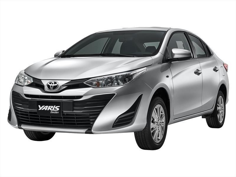 La última generación 2018 de Toyota Yaris mantiene el motor de las generaciones anteriores
