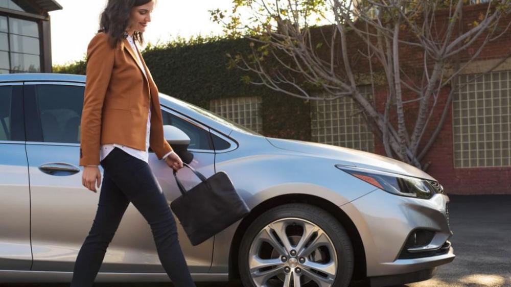 Chevrolet Cruze existe un balance perfecto, como ellos mismos lo describen