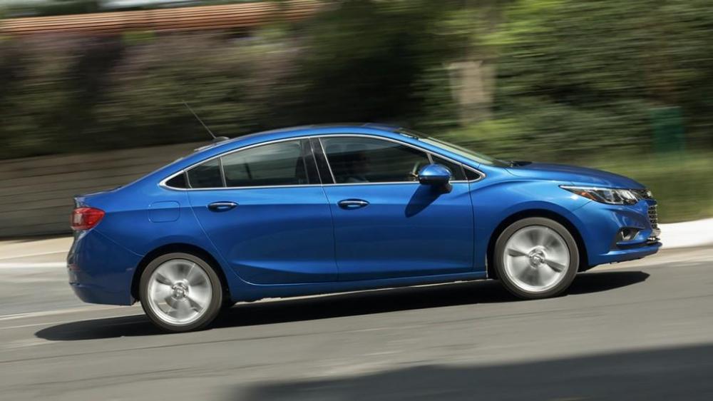 Chevrolet Cruze, un hotspot sobre ruedas: precios y versiones