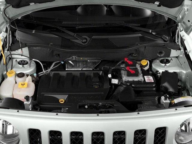 El motor fuerte del Jeep Patriot 2017