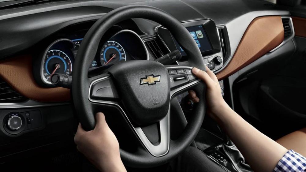 Cabina amplia para conductor en el totalmente nuevo Chevrolet Cavalier 2018