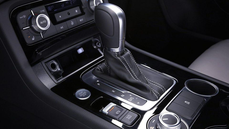 la caja de transmision del nuevo volkswagen touareg 2018