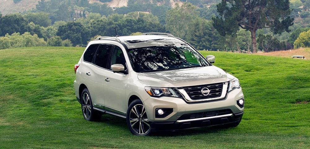 Nissan Pathfinder 2018: precios y versiones en Méxiconissan pathfinder 2018 precio