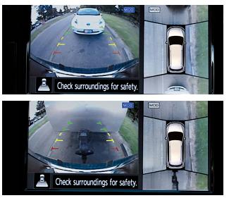 Nissan Pathfinder 2018: precios y versiones en México Funcionamiento del Monitor Inteligente de Visión Periférica