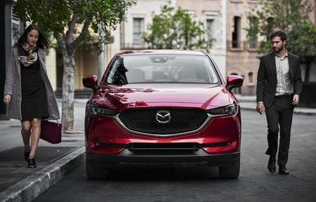 Mazda CX-5 2018 precio
