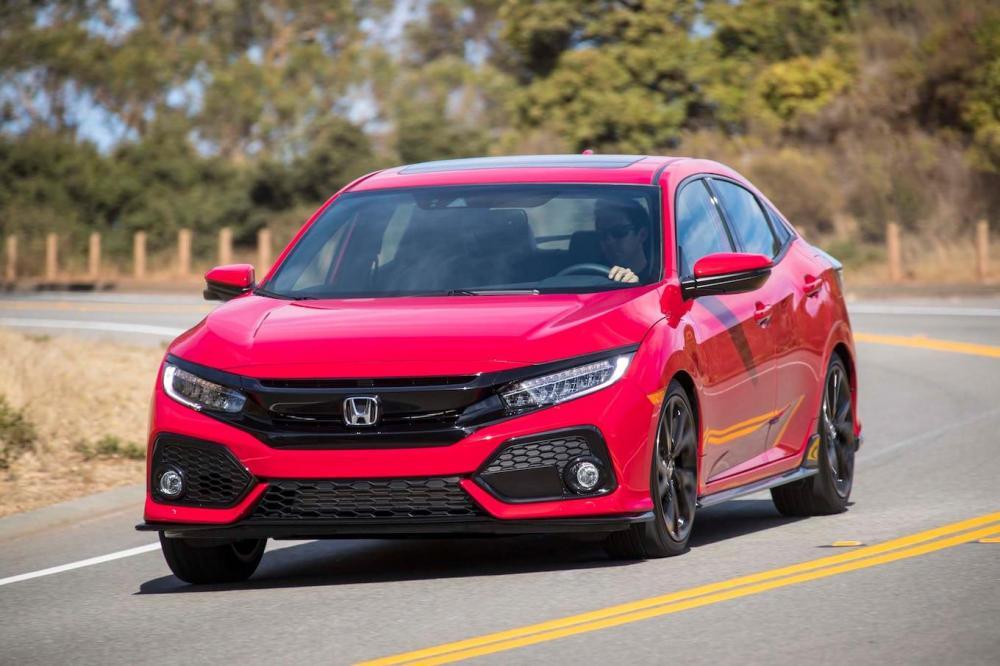 Honda Civic 2018 precio