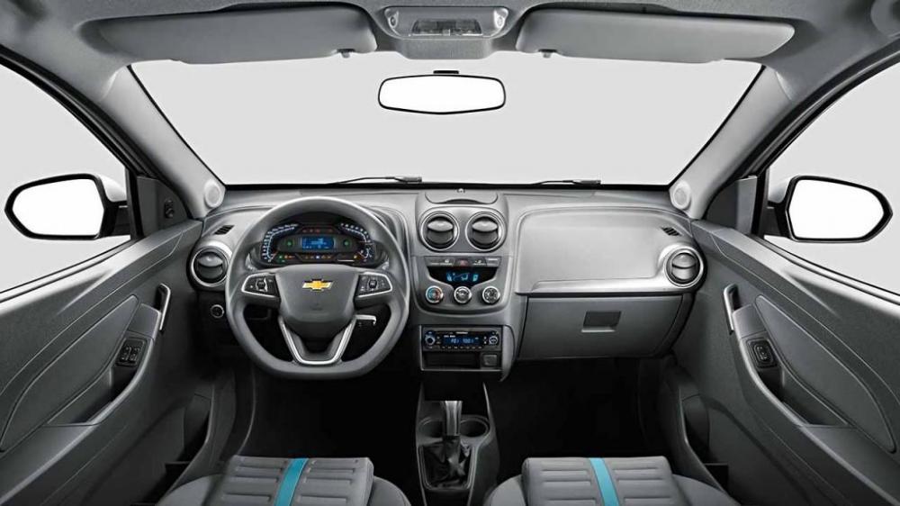 parte interior de un pickup chevrolet tornado 2018 chevrolet mexico precio barato