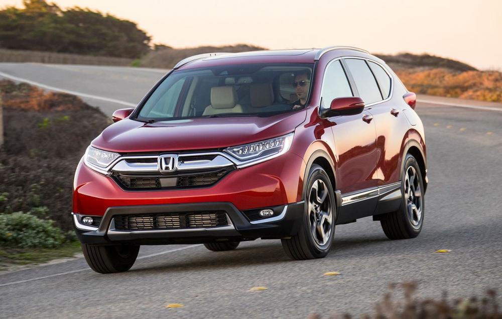 Honda CR-V 2018 precio