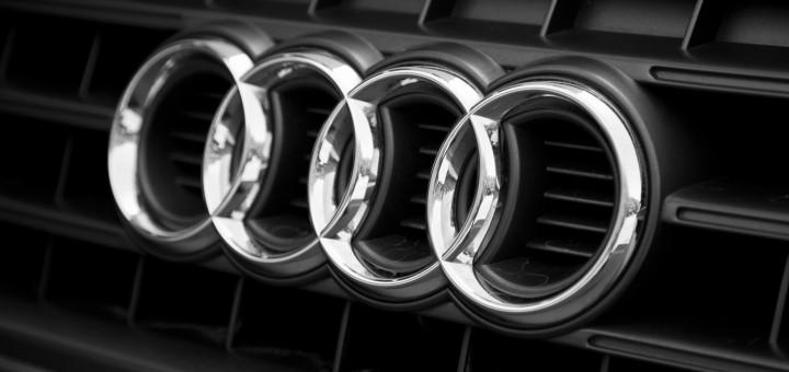 Logo de Audi, emblemas de autos