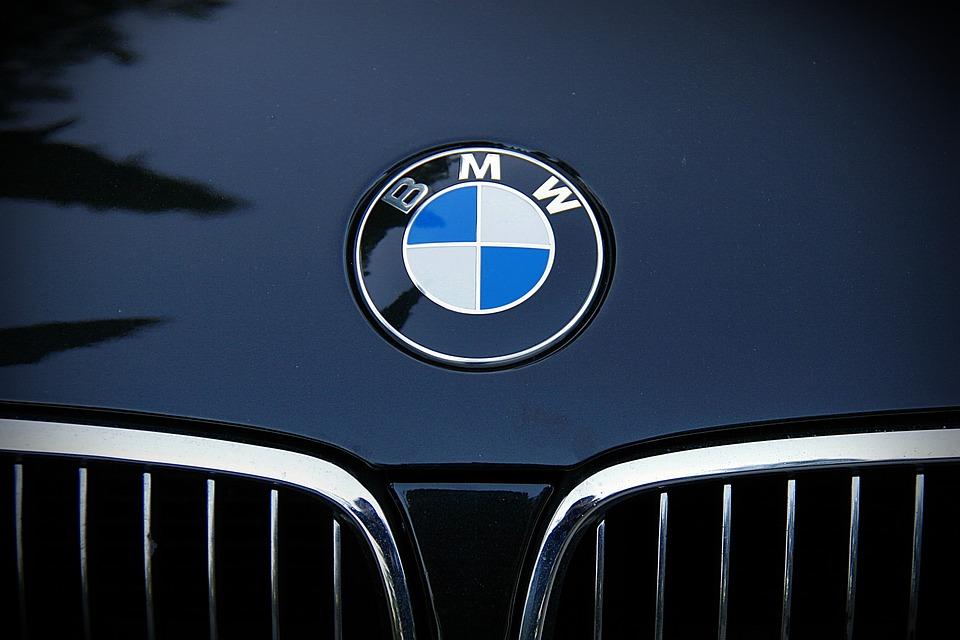 Logo de BMW, emblemas de autos