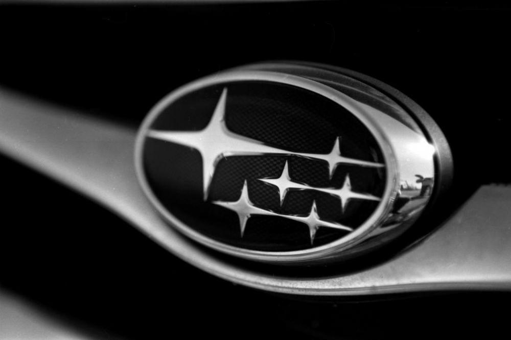 Logo de Subaru, emblemas de autos