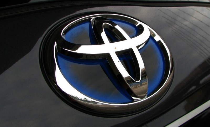 Logo de Toyota, emblemas de autos