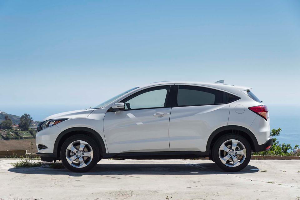 Honda HR-V 2018 precio en méxico autos con mejor rendimiento