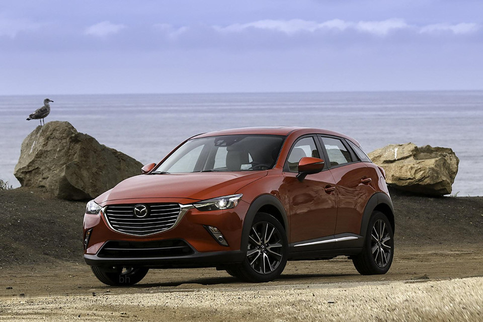 un suv Mazda CX-3 2018 precio en méxico autos con mejor rendimiento