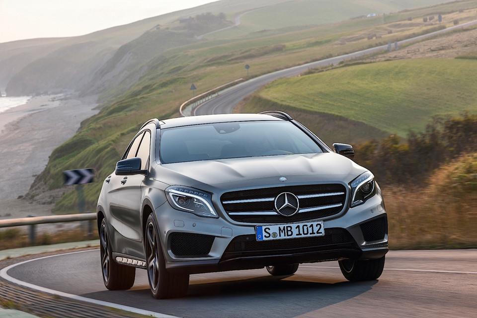 un suv Mercedes-Benz GLA 2018 precio autos con mejor rendimiento
