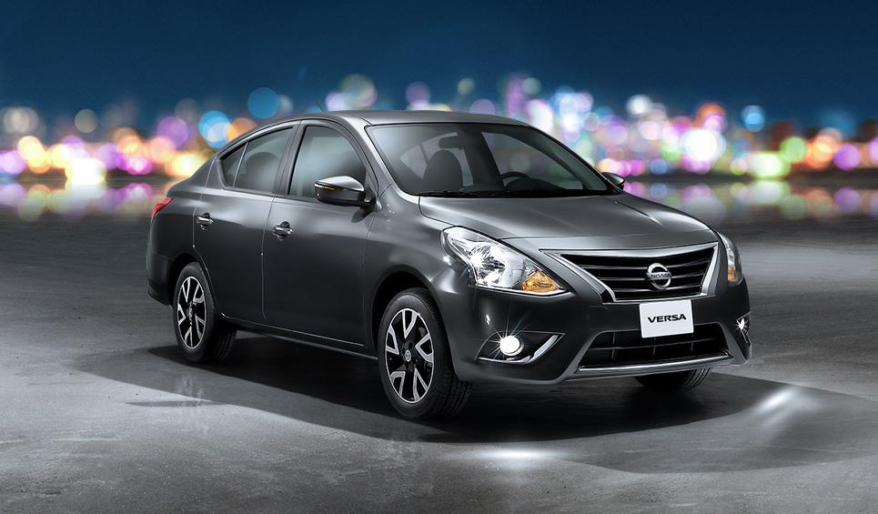 Nuevo Nissan Versa 2018 precio mexico