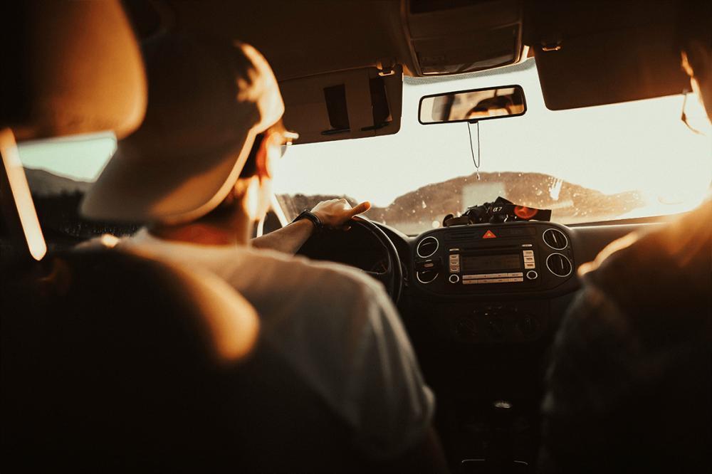 conducir en dia de calor