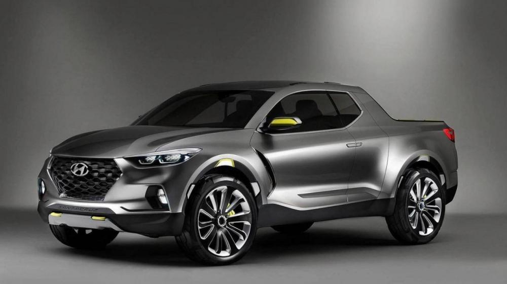 2020 Hyundai Santa Cruz: Primera generación