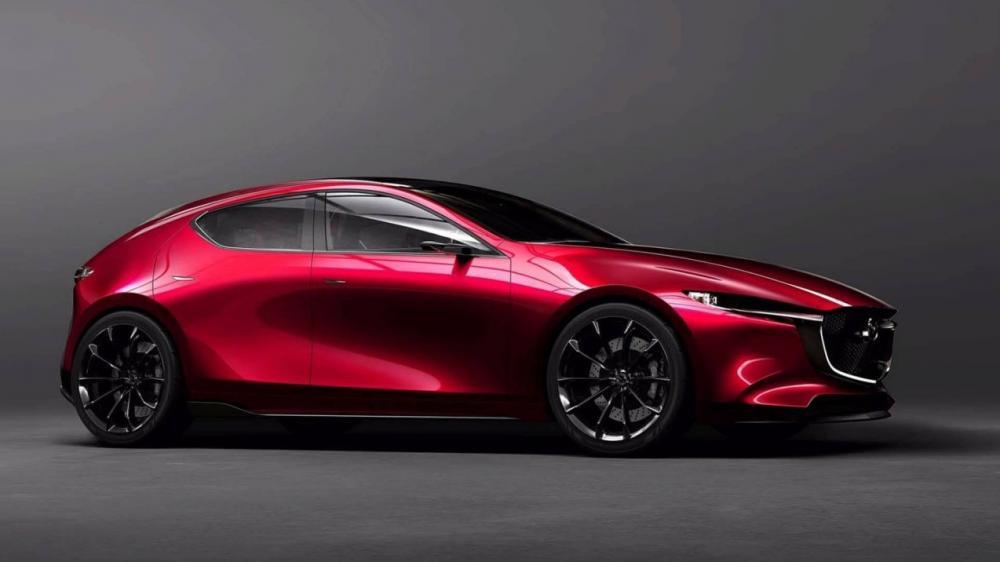 2020 Mazda3: Facelift