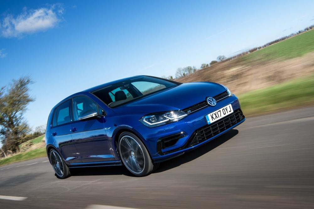 2020 Volkswagen Golf: Facelift