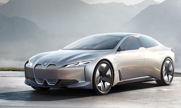 2020 BMW i4: Primera generación