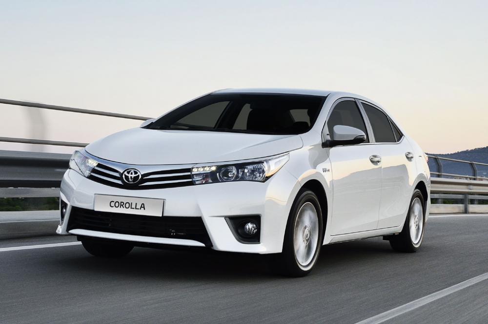 Toyota Corolla precio en mexico, autos mas vendidos en el mundo