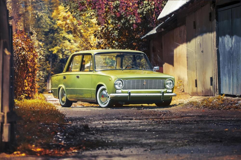 VAZ 2101 precio en mexico, autos mas vendidos en el mundo