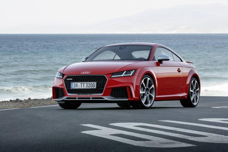 Audi TT/TTS/TTRS auto de color rojo en mexico, los mejores carros deportivos