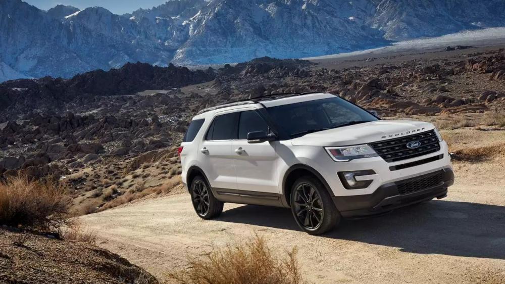 Ford Explorer 2018 precio en mexico, seguridad del auto