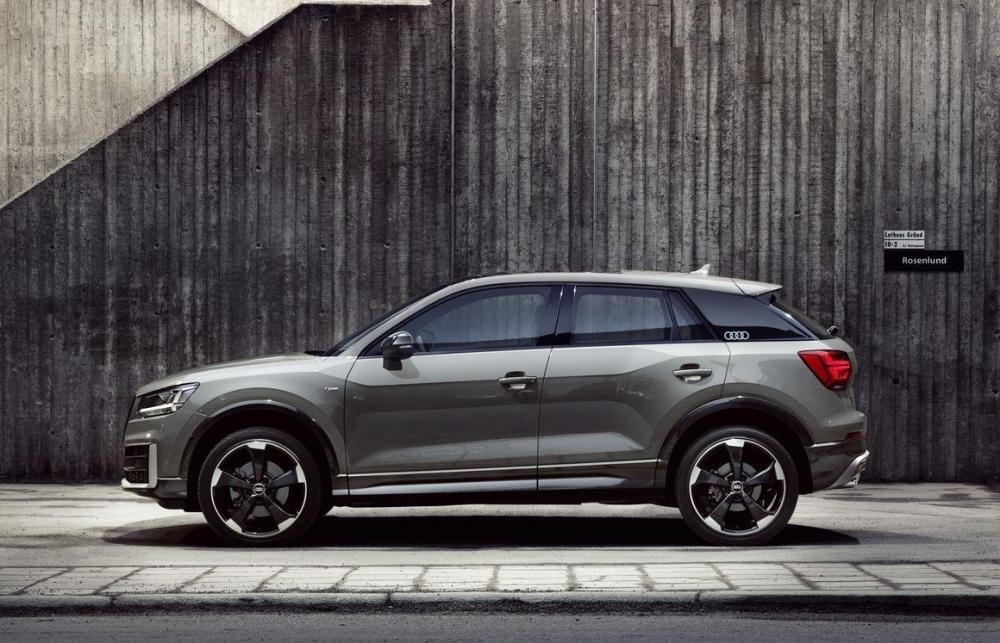 Audi Q2 2018: precios y versions en México - El auto Audi q2 2018 de vanguardia que llegó en 2018