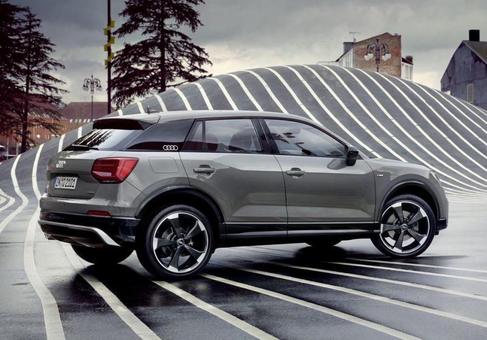 Audi Q2 2018: precios y versions en México: Audi Q2 2018 precio color gris