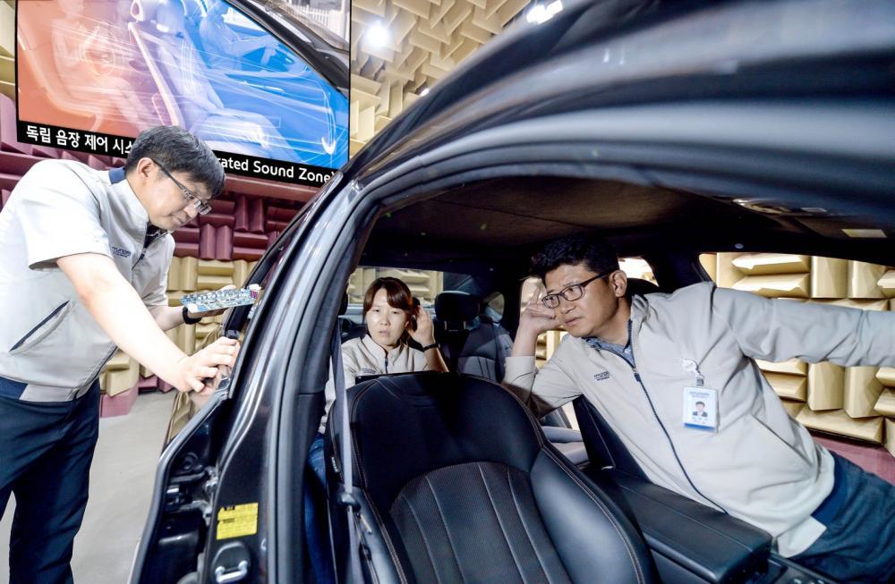 El sistema SSZ ha sido desarrollado por Hyundai-Kia desde 2014 y se prevé salir al mercado dentro de los próximos 2 años.