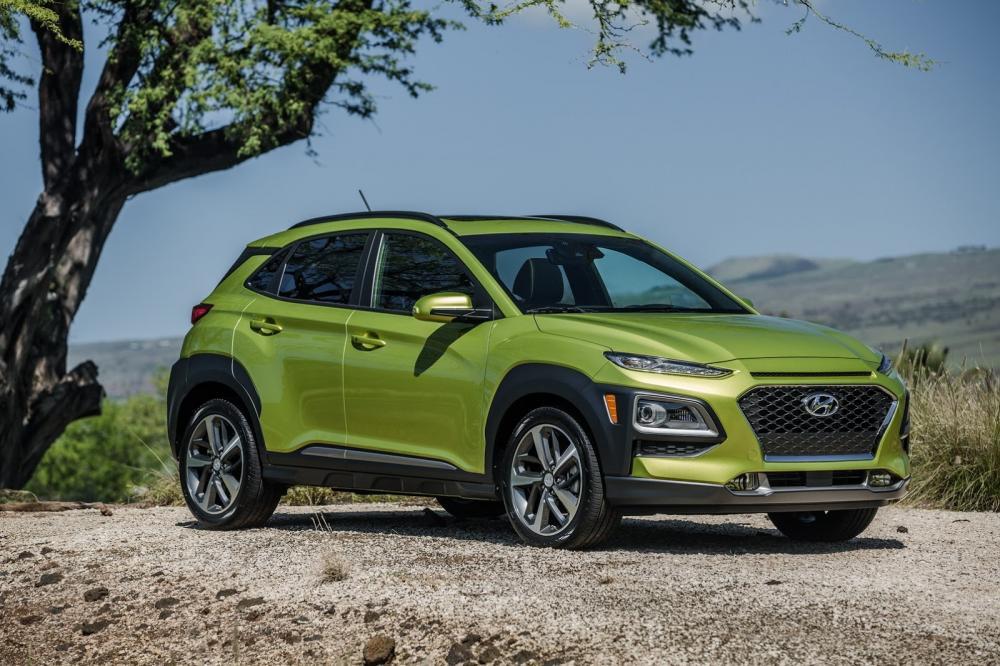 Hyundai Kona 2018: precios y versiones Diseño admirable de nuevo Kona 2018 color verde