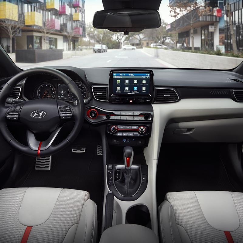 Hyundai Veloster 2019: precios y versiones en México Diseño asimétrico