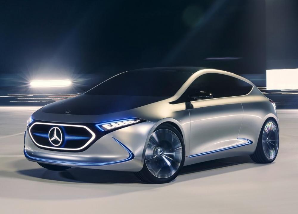 Mercedes Benz en el futuro, carros Mercedes Benz