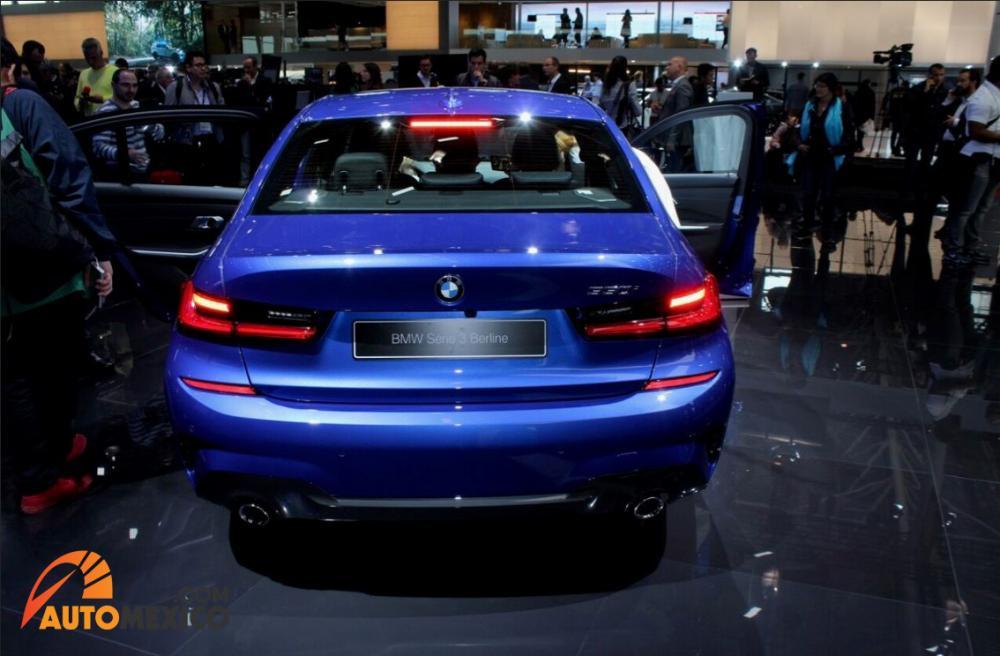 BMW Serie 3 2019 faros led