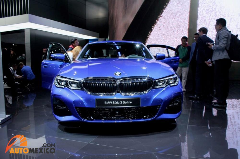 BMW Serie 3 2019 exterior