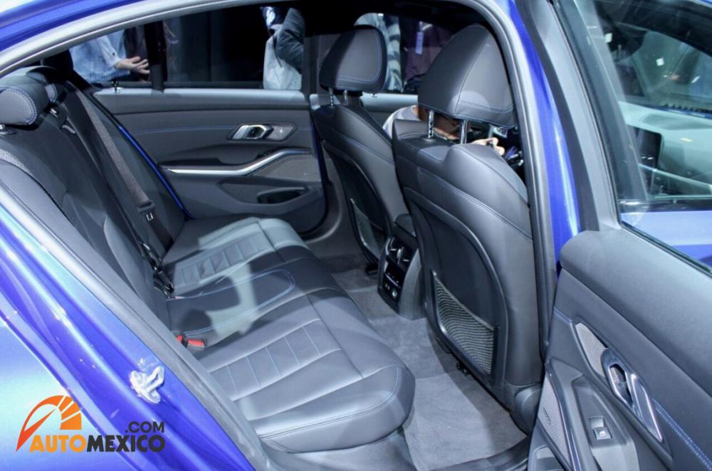 BMW Serie 3 2019 asientos