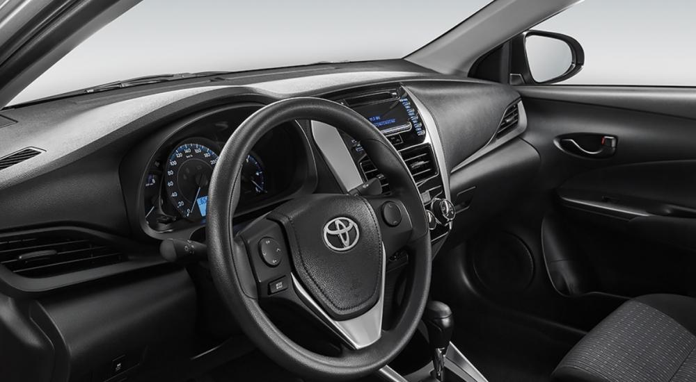 Toyota Yaris 2018 precio