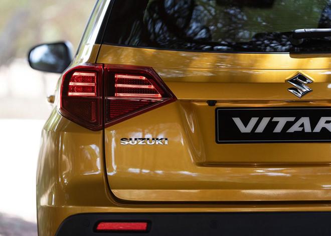 El Suzuki Vitara está renovado en cuanto al diseño exterior, tecnologías y motores.