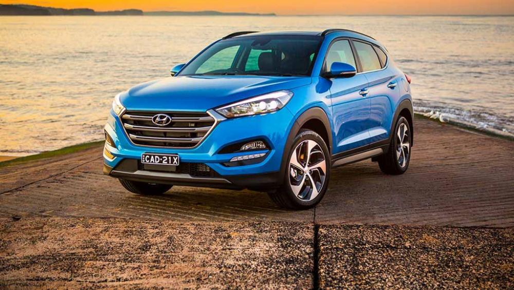 El corazón del Hyundai Tucson Sport será un motor de 2.4 litros. Foto: Hyundai