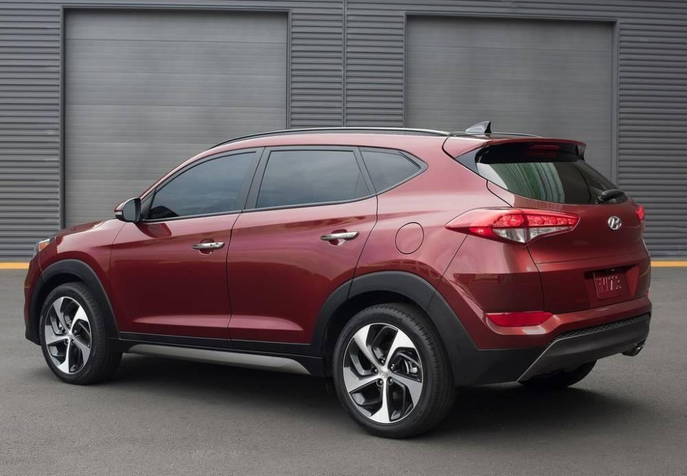 El Hyundai Tucson Sport se posiciona entre la versión SEL y la SEL Plus