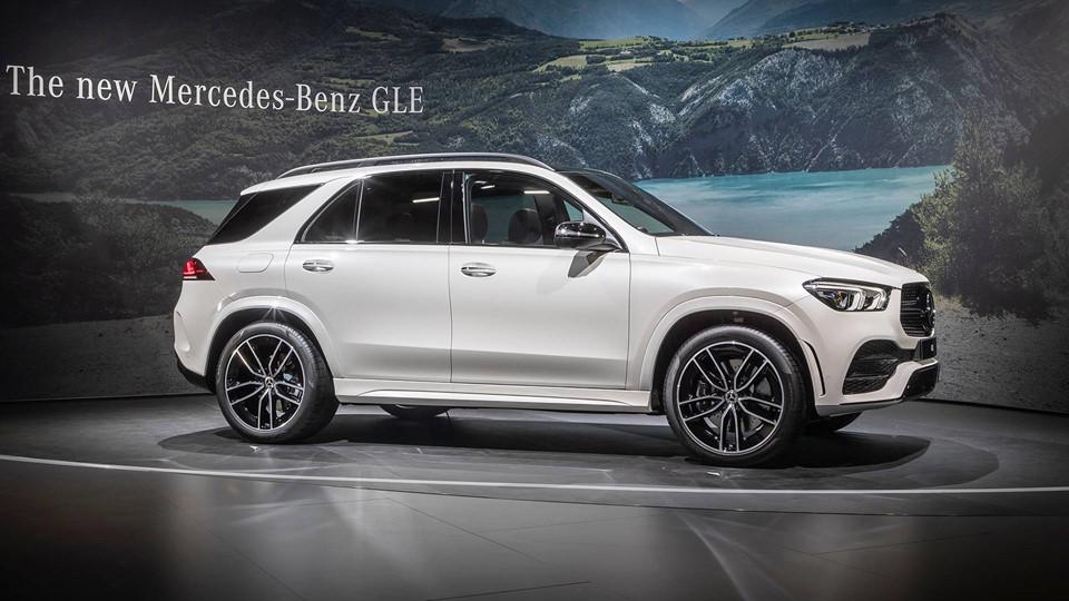 Así luce la Mercedes-Benz GLE 2020, previa a su lanzamiento al mercado el próximo año