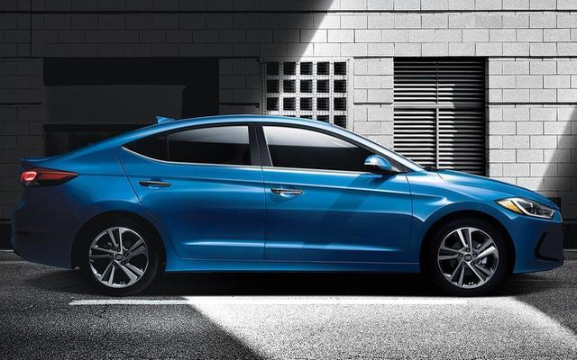 La actual generación del Hyundai Elantra se estrenó en el mercado hace 2 años