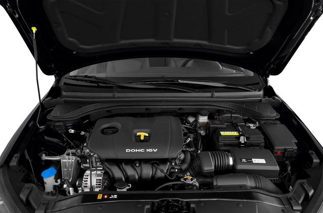 Motor poco potente de hyundai elantra 2018