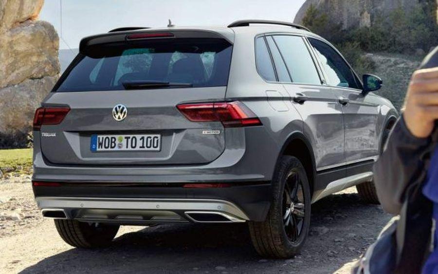 Los clientes pueden estar completamente seguros de la capacidad offroad ofrecido por el nuevo Volkswagen Tiguan