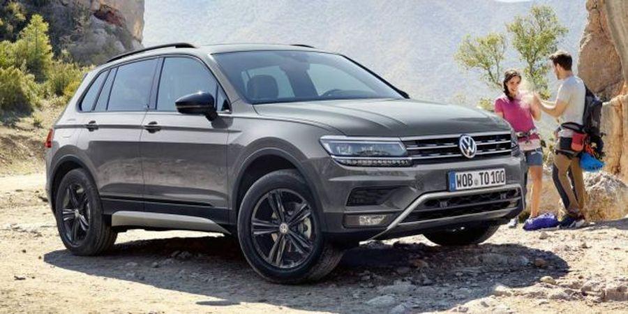 El Volkswagen Tiguan Offroad es potente, lujoso, y además, asequible