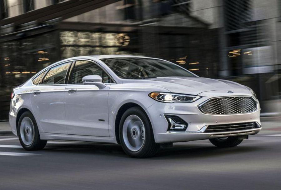 El Ford Fusion se transformará en un guayin, de cara al Subaru Outback