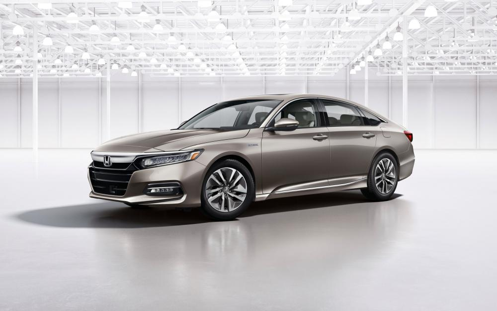 Hyundai Sonata 2019 vs. Honda Accord 2018